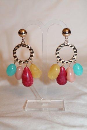 Statement Earrings multicolored