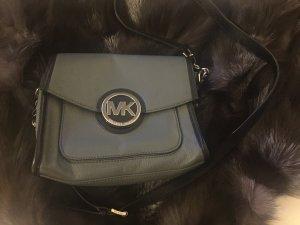 wunderschöne Original grau/schwarze Michael Kors Handtasche