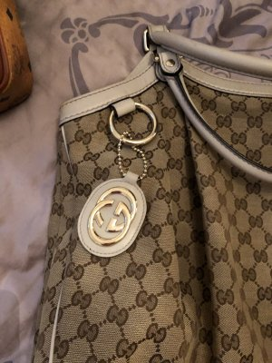 Gucci Bag silver-colored-bronze-colored