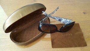 Wunderschöne, originale Gucci Sonnenbrille, Kunststoff, schwarz