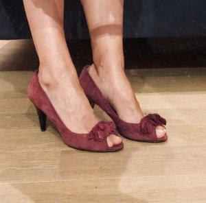 Wunderschöne Peeptoes - kaum getragen