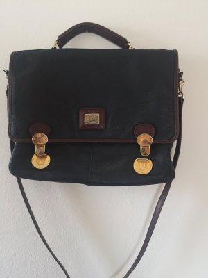 Wunderschöne PICARD Echt-Leder Handtasche - VINTAGE!