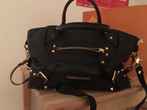 Balmain Shopper black leather