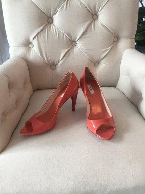Wunderschöne Prada Schuhe aus Lackleder
