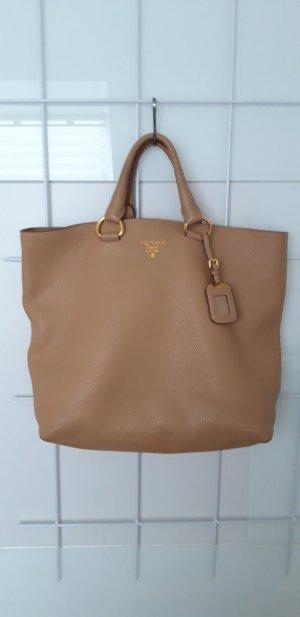 Prada Carry Bag light brown-beige