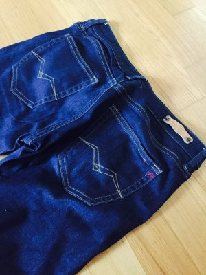Wunderschöne Replay Skinny Blue Jeans 28/34
