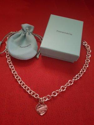 """Wunderschöne """"Return to Tiffany"""" Halskette mit Herzanhänger"""
