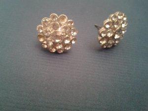 wunderschöne romantische Kristall - Ohrringe