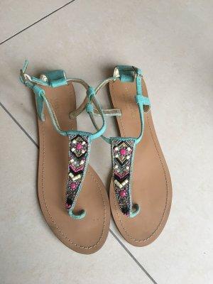 Accessorize Sandalo outdoor turchese