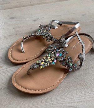 Asos Sandalo outdoor argento