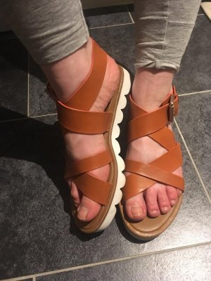 See by Chloé Roman Sandals multicolored
