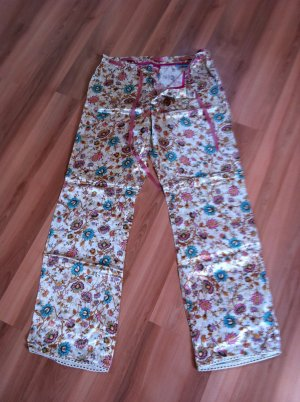 wunderschöne Schlafanzughose aus Satin, Gr.36 von Mandalay