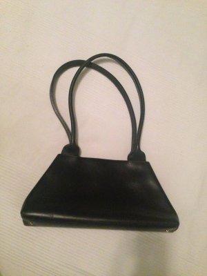 Wunderschöne , schwarze Furla Tasche