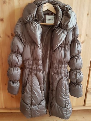 Wunderschöne sehr warme WinterLongjacke Gr.40-42