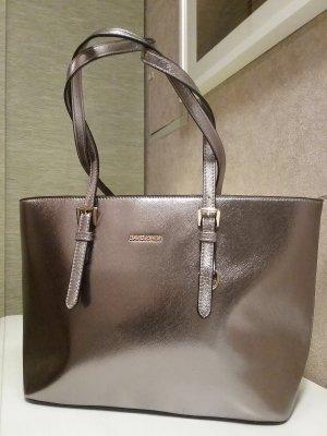 Wunderschöne   Shopper-Tasche aus Lederimitat von David Jones...wie NEU!!!