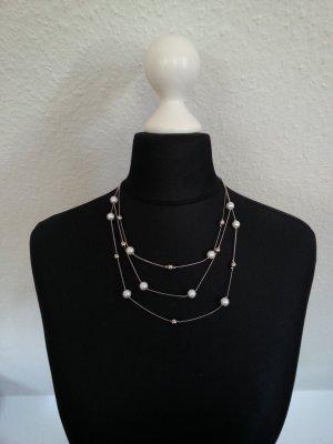 Wunderschöne SIX Perlenkette