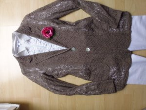 Blouse Jacket light brown