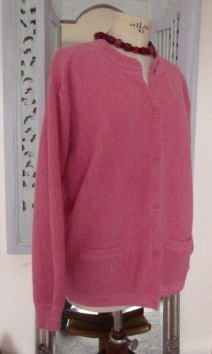 Veste en tricot multicolore laine alpaga