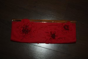Wunderschöne Tasche / Clutch von Karen Millen mit Blumen