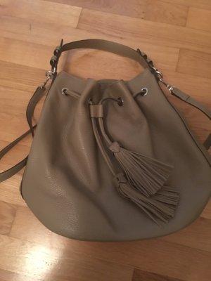 Wunderschöne Tasche von Abro in taupe