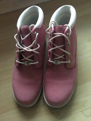 Wunderschöne, Timberland Boots MUST HAVE! Pink