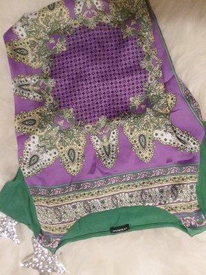 Mötivi Tunique multicolore tissu mixte