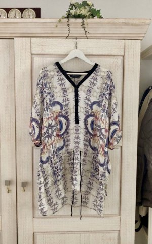 Zara Tunic multicolored silk