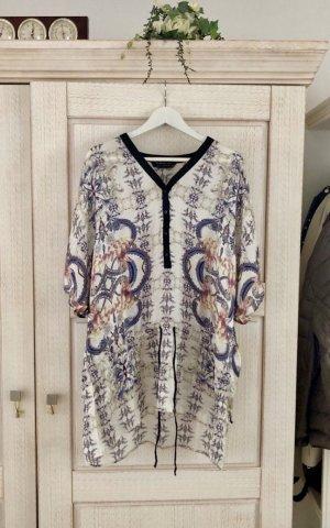Wunderschöne Tunika von Zara, Seide