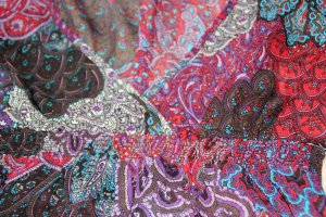 Wunderschöne Tunikabluse mit Paisleymuster