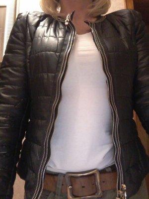 Wunderschöne  Übergangsjacke Jacke in schwarz von Lexxury...wie NEU!!!