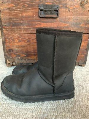 Wunderschöne UGG Boots in schwarz