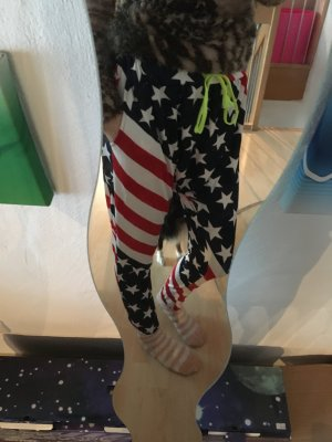 Wunderschoene USA Jogginghose :)