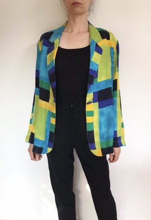 Vintage Blouse Jacket multicolored
