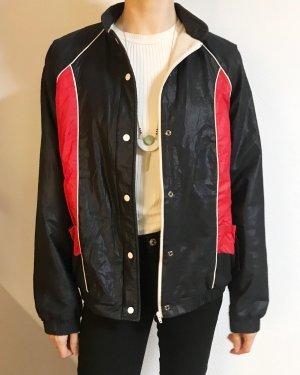 Vintage Blouson aviateur multicolore