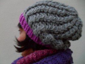 wunderschöne winter- mütze
