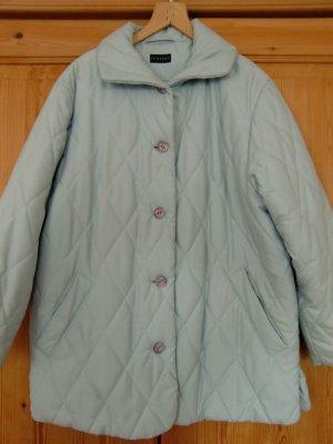 wunderschöne Winterjacke Jacke Steppjacke Damen Gr. 38 v. GOLFINO hellblau