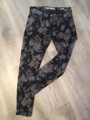 Zara Pantalon multicolore