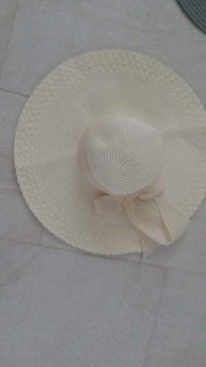Sun Hat cream-sand brown