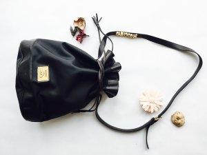 Moschino Bolso negro-color oro