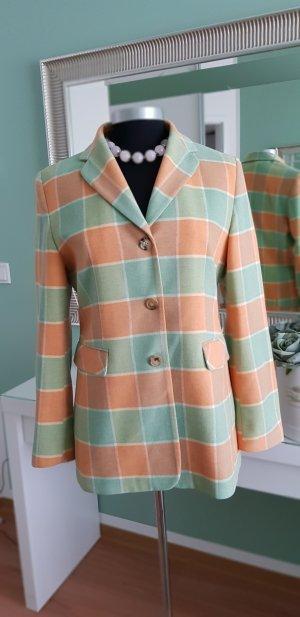 Blazer in lana multicolore Lana