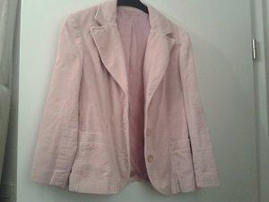 Boyfriend Blazer pink cotton