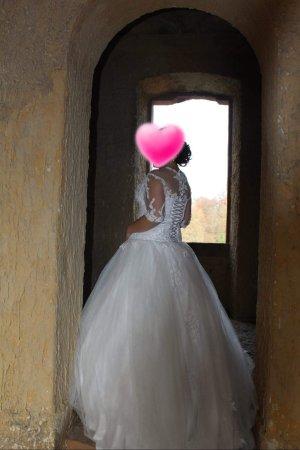 wunderschöner Brautkleid