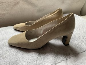 Charles Jourdan High Heels cream