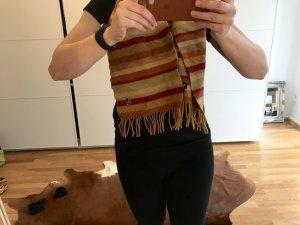 Wunderschöner Donaldson Schal bunt kuschelig- natürlich Orginal