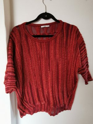 edc by Esprit Coarse Knitted Sweater multicolored