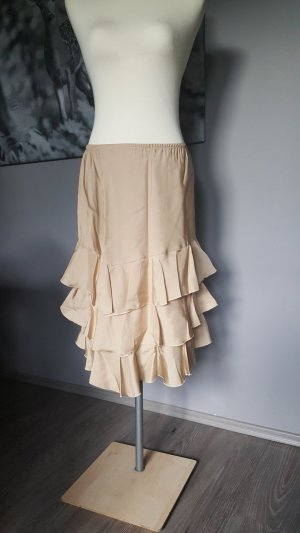 Apart Flounce Skirt cream