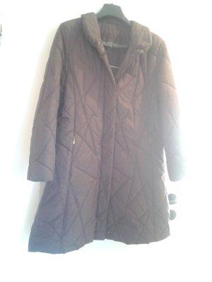 wunderschöner einzigartiger Mantel Jacke Steppmantel Wintermantel Parka - BASLER Gr 42
