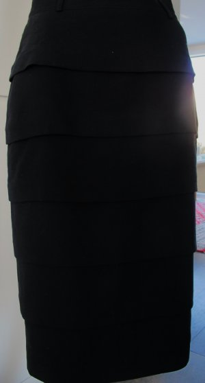 Escada Broomstick Skirt black