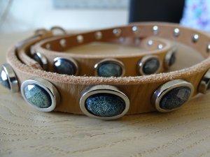 Esprit Ceinture brun-bleu