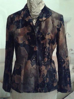 WUNDERSCHÖNER EXKLUSIVER NEUER !!!! KUNSTFELL BLAZER VON ELEMENTS FINEST CLOTHING BY ESCADA